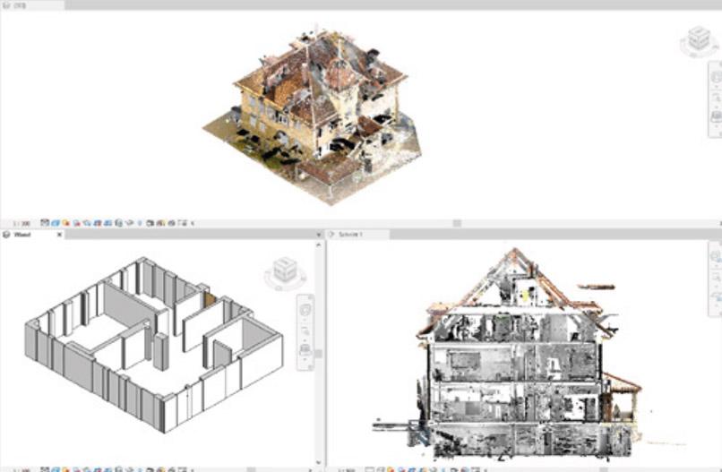GEO Netz Vermessung, Datenmanagement Informationssystem GIS, 3D