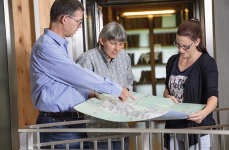 Vermessung und Bauingenieurwesen, Geomatik Schwyz